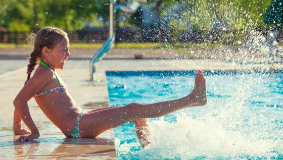 Jaki basen ogrodowy dla dzieci?